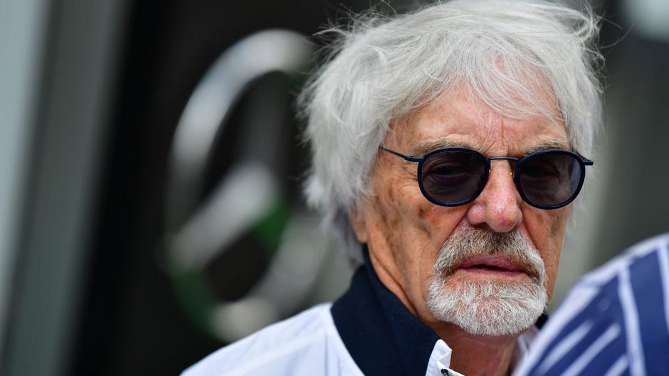 Bernie Ecclestone erneuerte seine Kritik an der Motorsport-Königsklasse.