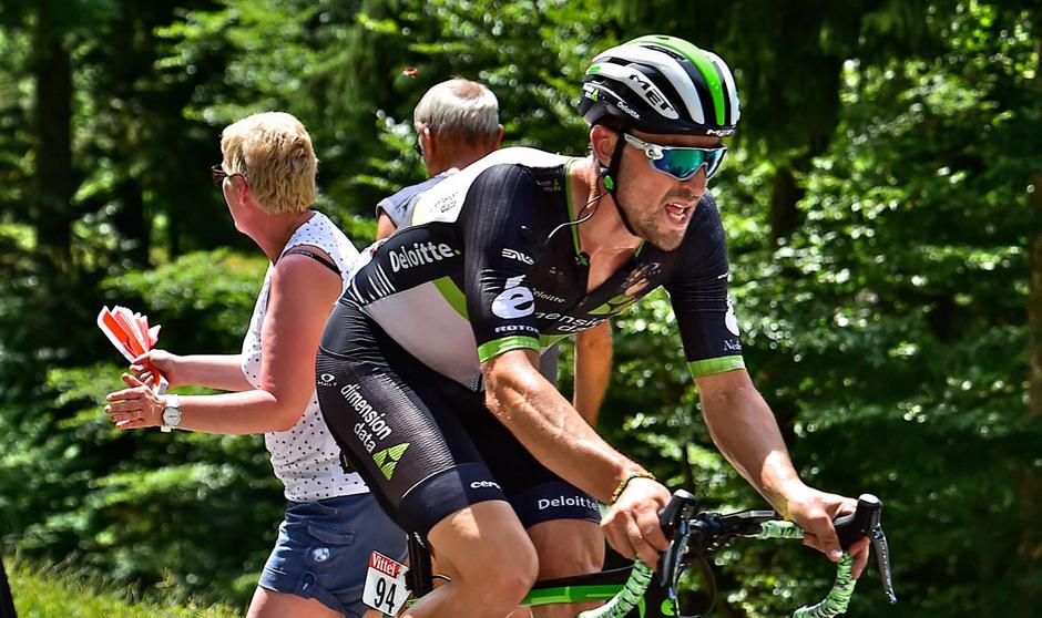 Bernhard Eisel steigt bei der Tour de France heuer nicht aufs Rad.