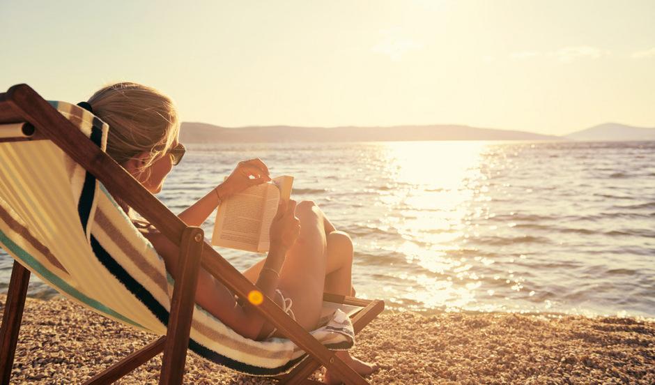 Endlich abschalten: Die erholsamen Urlaubstage sind wohlverdient und heißersehnt.