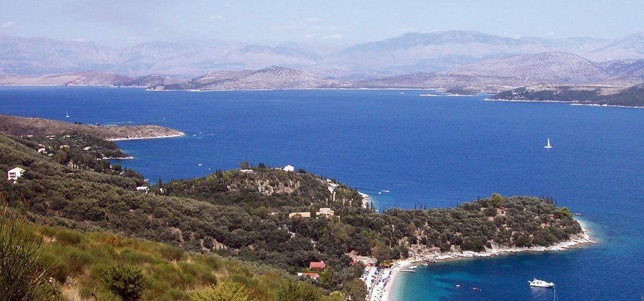 Die griechische Insel Korfu. (Symbolfoto)