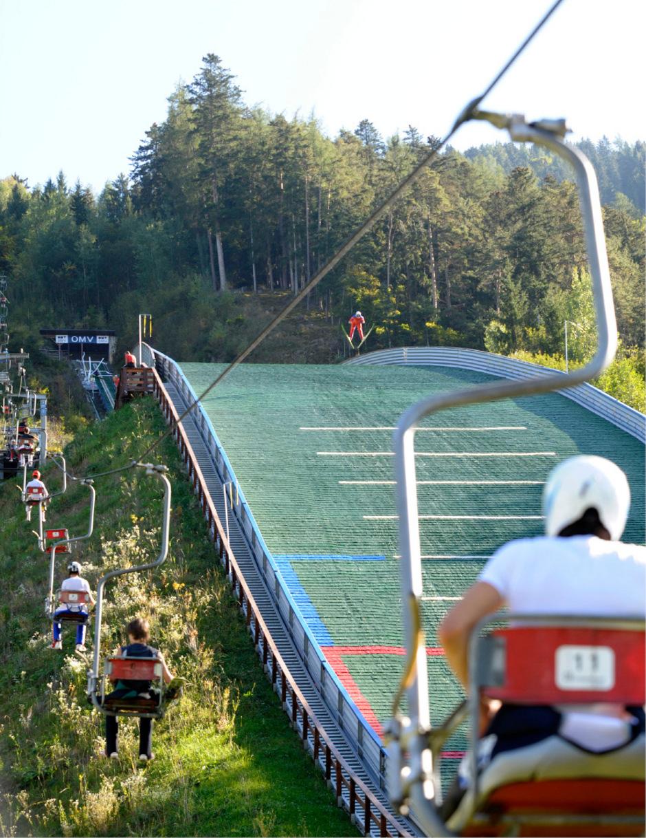 Das Skigymnasium Stams ist die Top-Adresse für die heimische Wintersport-Elite. An der Schule ist das Schulversuchs-Aus Dauerthema.