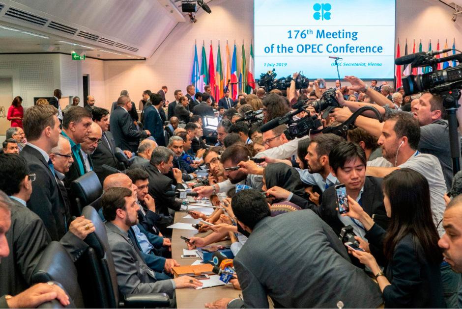 Die 14 OPEC-Staaten konnten nun ihre Kooperationspartner überzeugen, ihrer Strategie zu folgen.