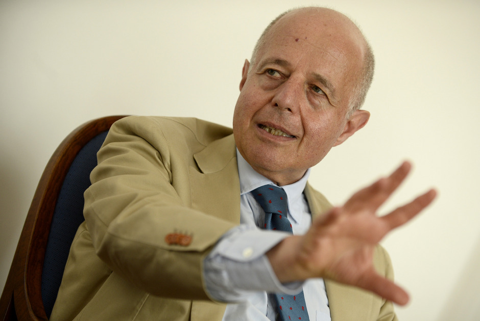 Clemens Jabloner (70) ist Vizekanzler und Justizminister in der Übergangsregierung von Brigitte Bierlein. Der renommierte Jurist war lange Jahre Präsident des Verwaltungsgerichtshofes.