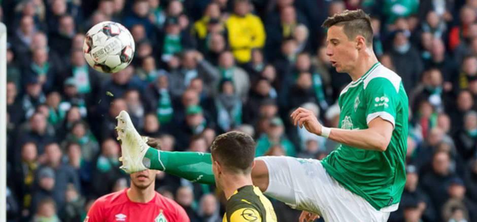 Der Kirchbichler Marco Friedl schlägt mit Werder Bremen im Zillertal die Zelte auf.