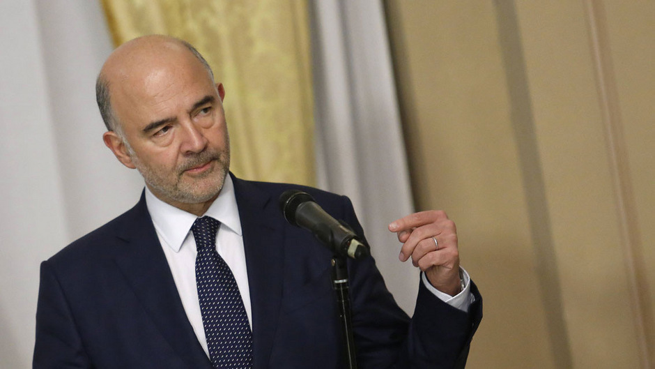 EU-Kommissar Pierre Moscovici. (Archivbild)