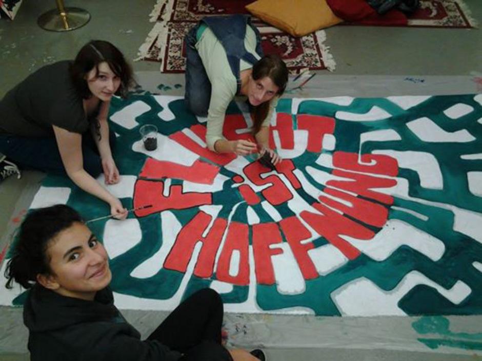 Bei einem großen Familienfest wird das zehnjährige Bestehen des Integrationsbüros gefeiert.