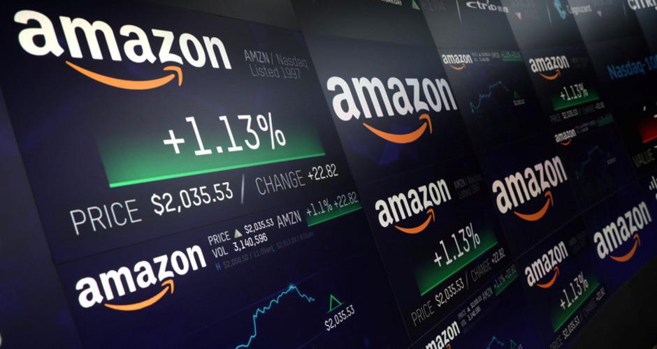 Vergangenes Jahr gelang es Amazon als zweite Aktiengesellschaft nach Apple, zeitweise die magische Marke von einer Billion Dollar beim Börsenwert zu knacken.