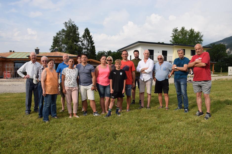 Anwohner im Ortsteil Endach wollen ihre Ängste und Sorgen über die Pläne eines Asbest-Zwischenlagers bei der Verhandlung einbringen.