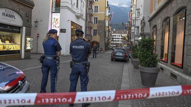 Die Altstadt wurde abgesperrt, dutzende Beamte waren im Einsatz.