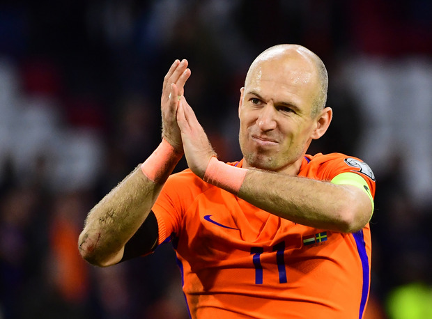 Nach dem WM-Aus beendete Holland-Star Robben seine Team-Karriere.