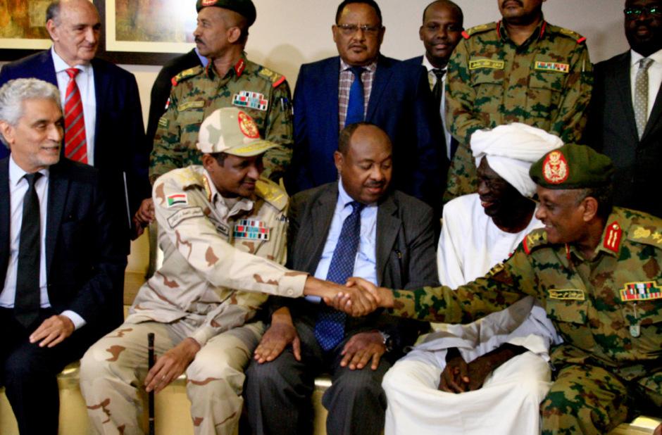 Die Afrikanische Union und Äthiopien hatten die Konfliktparteien zur Wiederaufnahme der Gespräche aufgerufen.