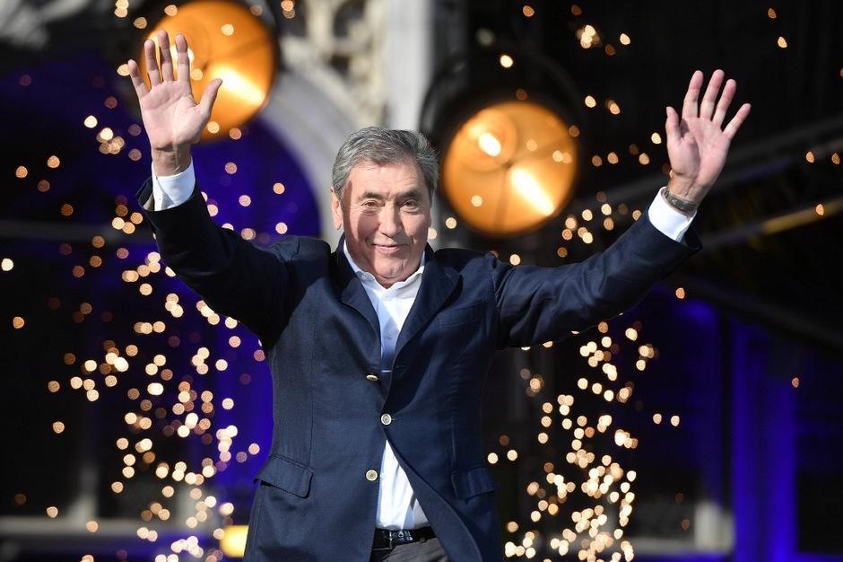 Für viele der besten Radfahrer aller Zeiten ? Eddy Merckx genießt nicht nur in seinem Heimatland Belgien Heldenstatus. Eine Dopingvergangenheit hat er freilich auch.