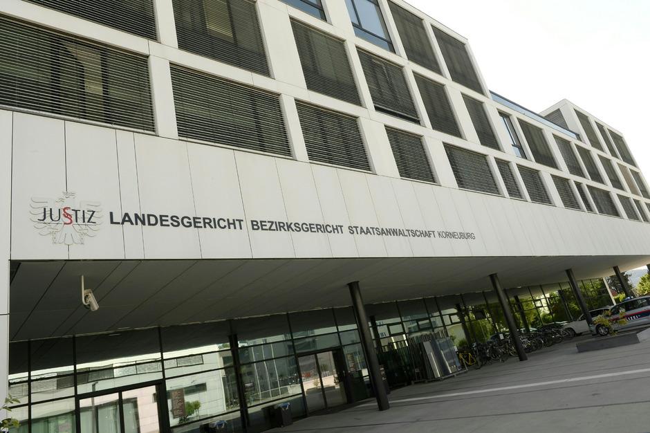 Zwei Tage dauerte der Prozess in Korneuburg.