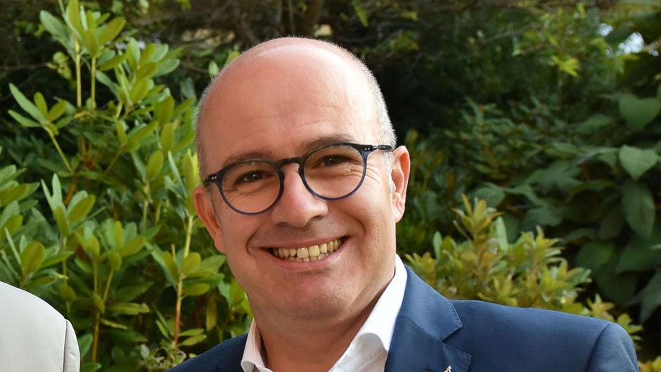 Markus Stoll übt Kritik an der Verteilung des Geldes.