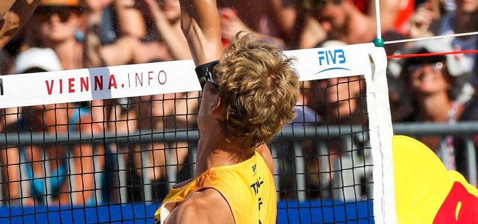 Julius Thole und Clemens Wickler sind im Finale.