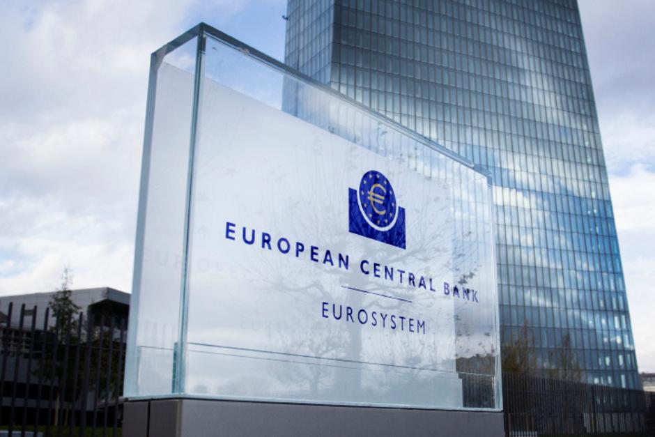 Die Bombe ist in der Nähe der Europäischen Zentralbank entdeckt worden.