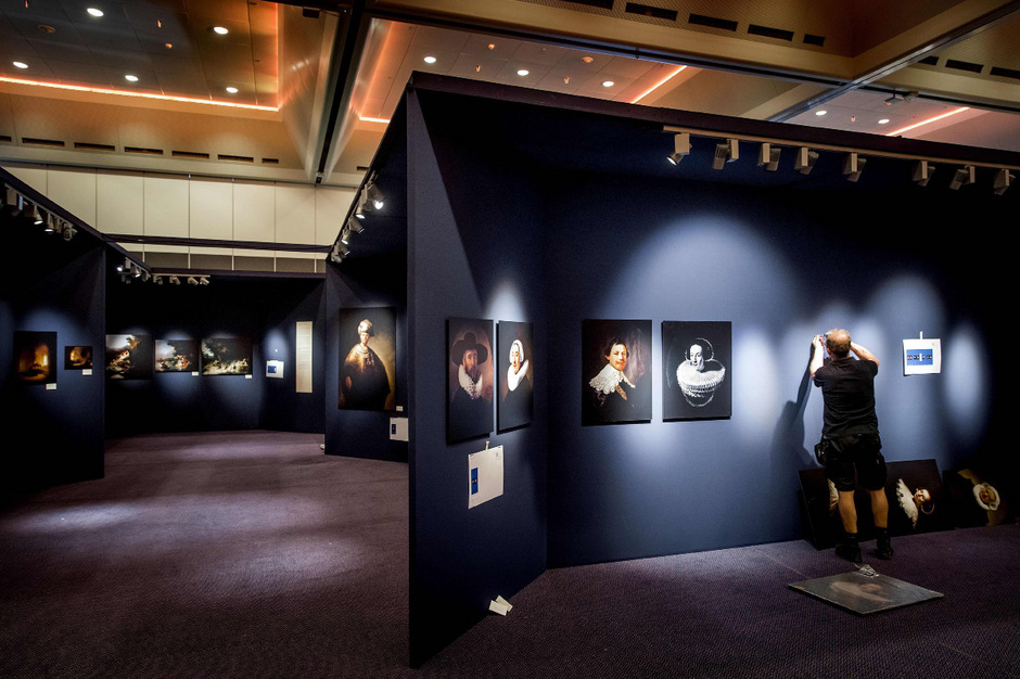 Jährlich besuchen zwei Millionen Menschen das Reichsmuseum in Amsterdam mit der weltweit größten Rembrandt-Sammlung.