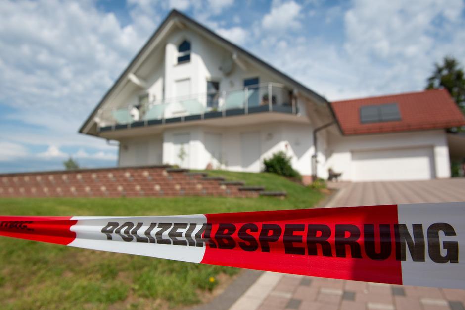 Walter Lübcke wurde vor seinem Haus erschossen.