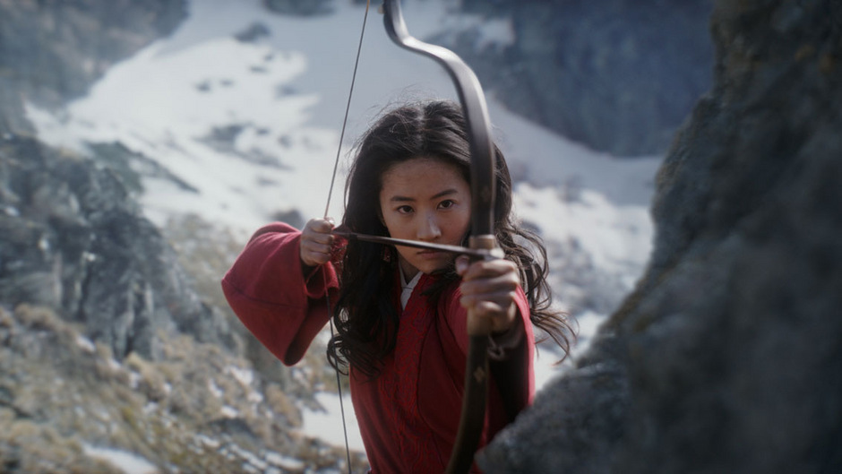 Yifei Liu spielt die Hauptrolle der Realverfilmung.