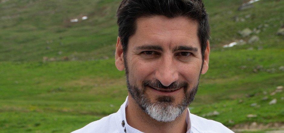 Paul Ivic: Der Tiroler Koch hat für den Kulinarischen Jakobsweg eine Rezeptidee beigesteuert.