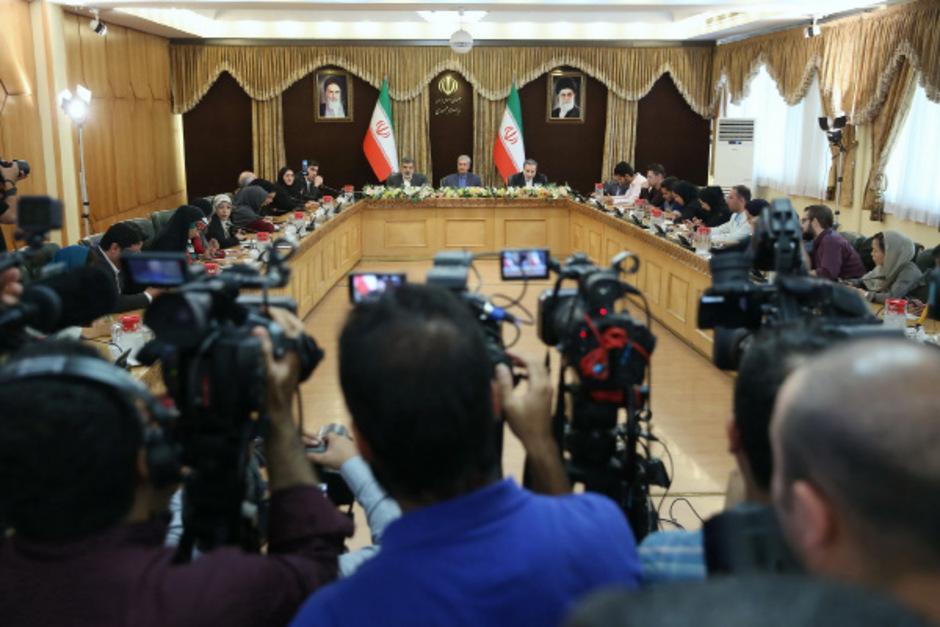 Die iranische Atomorganisation informierte am Sonntag über die geplante Anreicherung.