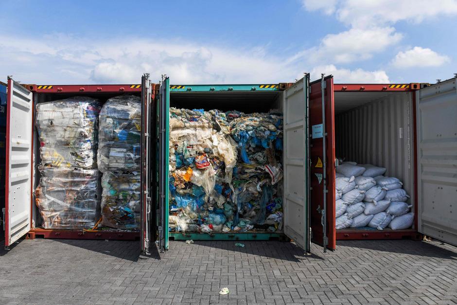 Immer mehr Länder schicken Plastikmüll zurück in die Herkunftsländer.