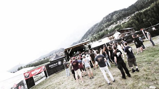 2018 startete die erste Auflage des Kiwi Circle Festivals in Fritzens, heuer gehts rockig weiter.