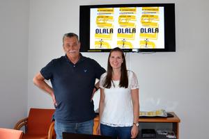 Hans und Elisa Mutschlechner organisieren das Festival.