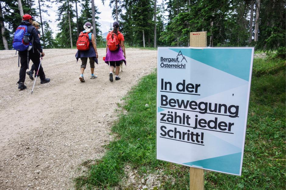 Statt mit der ÖVP bergauf zu marschieren, machen Tirols AAB-Funktionäre jetzt einen Schritt zurück.