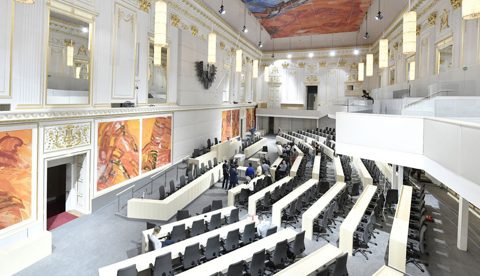 183 Abgeordnete sind im Nationalrat. Manche der jetzigen treten nicht mehr an, andere hoffen, erneut ein Mandat zu bekommen.