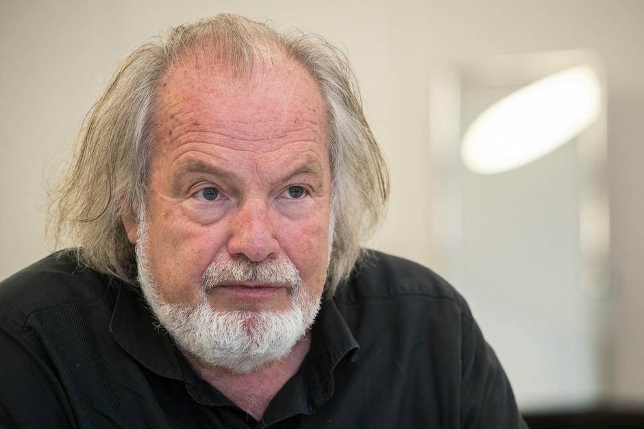 Der ehemalige künstlerische Leiter der Tiroler Festspiele Erl, Gustav Kuhn.
