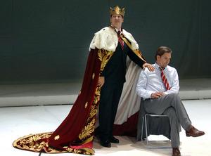 """Für """"König Ottokars Glück und Ende"""" 2006 den Gertrud-Eysoldt-Ring."""