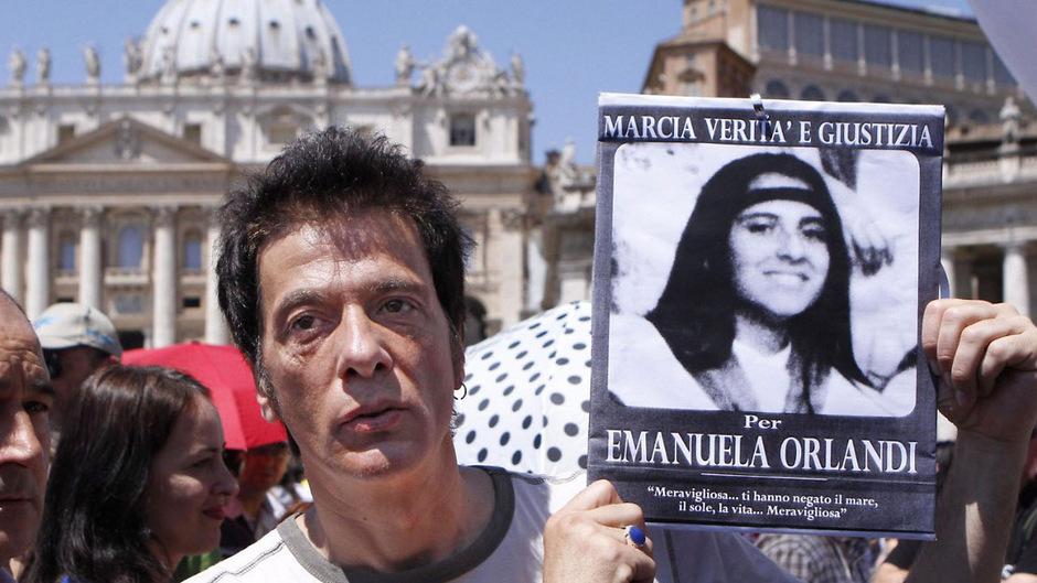 Pietro Orlandi, der Bruder der vermissten Emanuela Orlandi, ist sich sicher, dass die Kirche Details über den Vermisstenfall weiß.