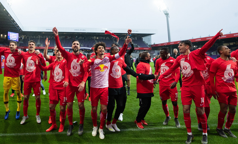 Der Einzug in die Champions League lohnt sich für Salzburg auch finanziell.