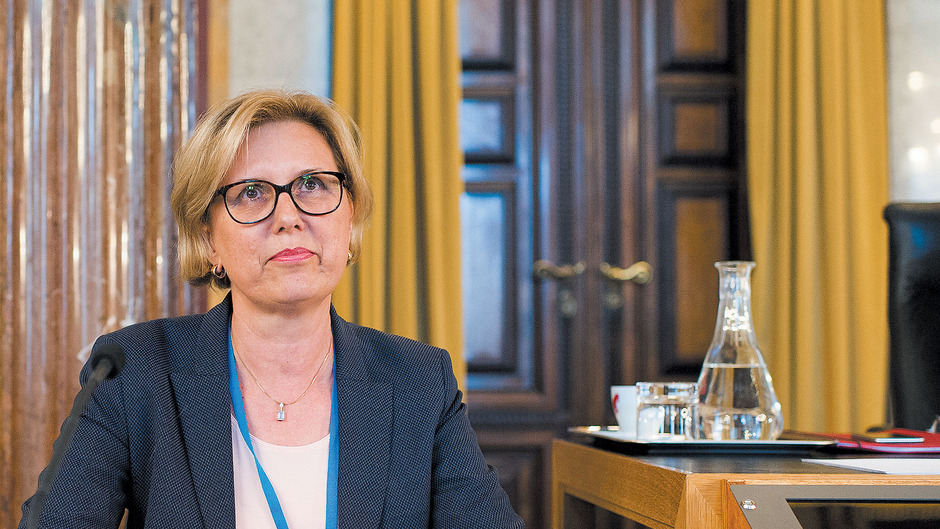 RH-Präsidentin Margit Kraker.