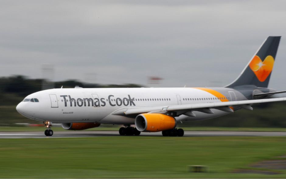 Der Reiseveranstalter Thomas Cook hatte in diesem Sommer weniger Kunden als erwartet.