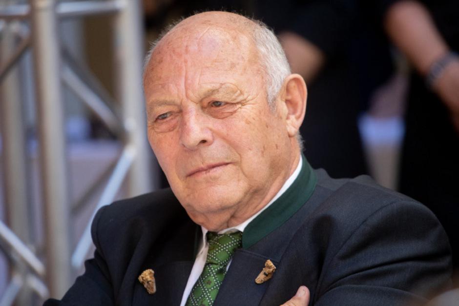 Südtirols Altlandeshauptmann Luis Durnwalder