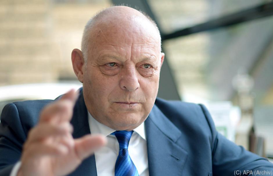 Luis Durnwalder ruft das Kassationsgericht in Rom an.
