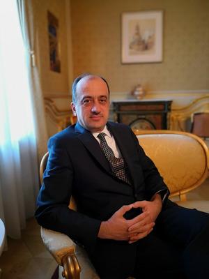 Ümit Yardim ist seit Jänner Botschafter der Türkei in Wien. Zuvor war der 58-Jährige unter anderem Botschafter in Moskau und Teheran.