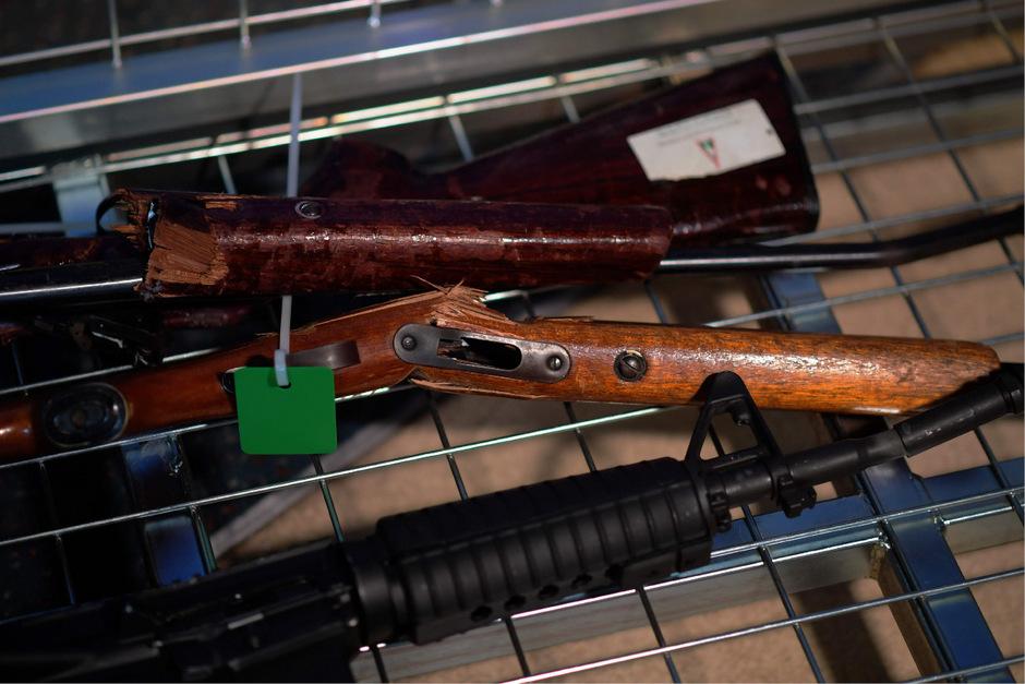 Die Neuseeländer müssen verbotene Waffen abgeben.