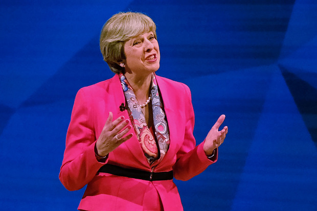 Theresa May geht offen mit ihrer Diabetes-Erkrankung um.