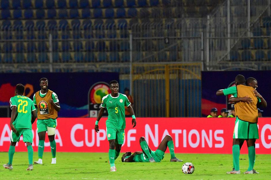 Für Senegal könnte es der erste Titel beim Afrika-Cup werden.