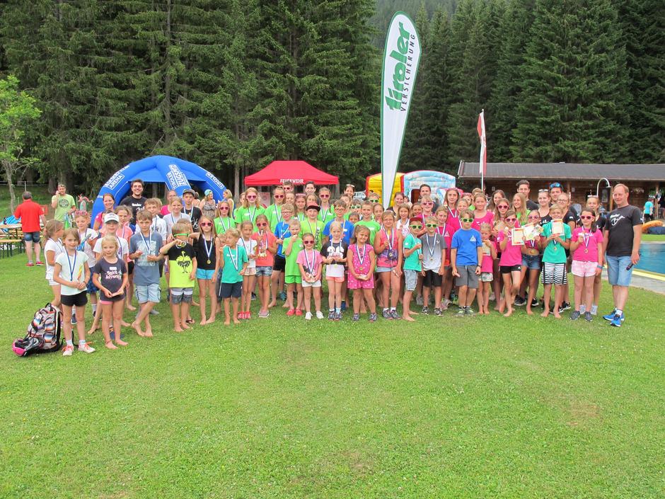 80 Wintersportler wechselten das Metier und gingen bei den Sommerspielen an den Start.