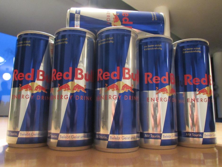 Vor allem Red Bull war im Ausland besonders gefragt.