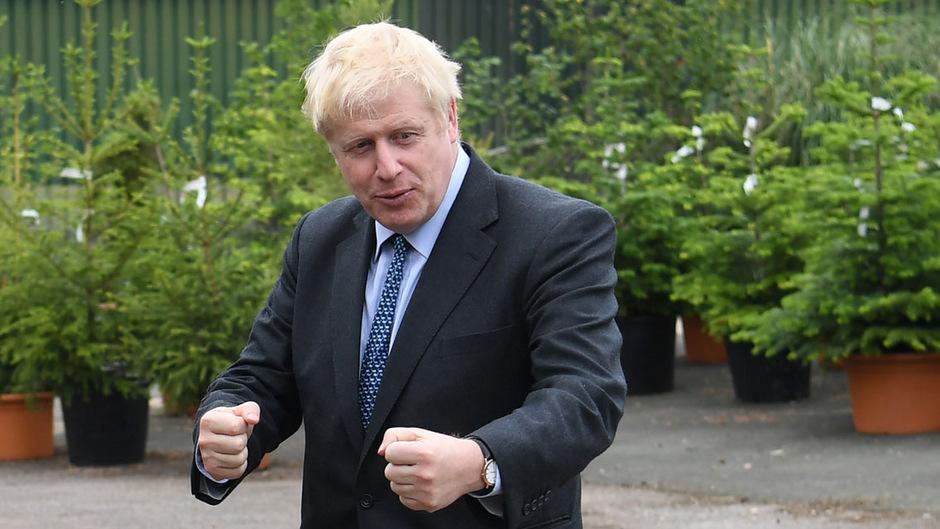 Boris Johnson könnte neuer britischer Premierminister werden.