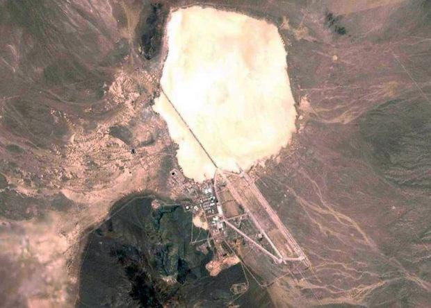 Rund 200 Kilometer nordwestlich von Las Vegas befindet sich die Area 51.
