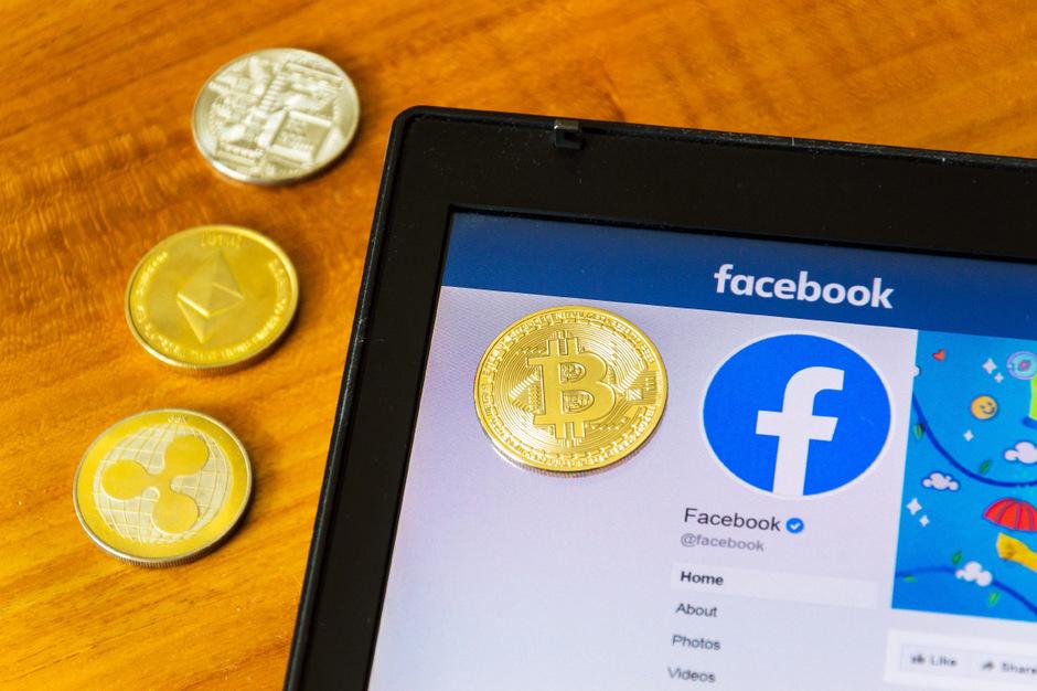 Facebook will am Markt der digitalen Währungen mitmischen.