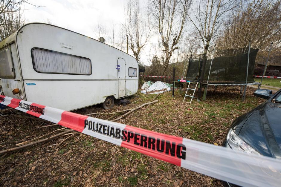 Der Campingplatz in Lügde, auf dem jahrelang Kinder missbraucht worden sein sollen.