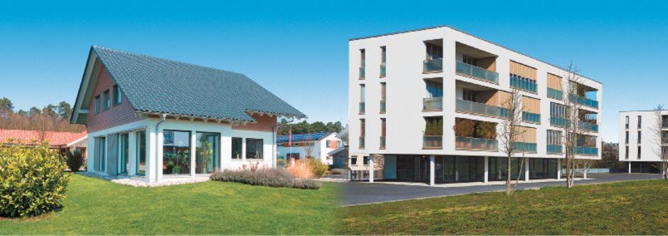 Tausche Haus gegen Wohnung: Das Häuschen im Grünen ist in jungen Jahren ein Traum, kommen Haus und Besitzer in die Jahre, sieht es anders aus. Anreizsysteme oder Konzepte zum Wohnungstausch fehlen in Tirol.