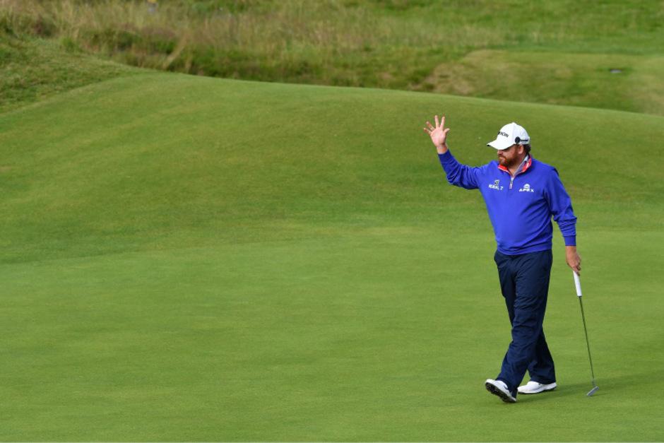 US-Golfer J.B. Holmes.